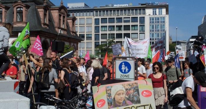 Demo Konstablerwache